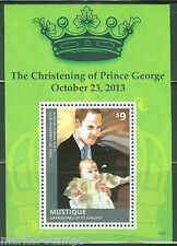 MUSTIQUE 2014 THE CHRISTENING OF PRINCE GEORGE S/S WITH WILLIAM PART II