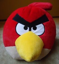 "Angry Birds GIANT RED BIRD PLUSH No Sound Box 15""x25"" Jumbo Rare Authentic"