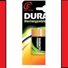 10 x GENUINE DURACELL C SIZE 2200 mAh HR14 RECHARGEABLE BATTERIES 1.2v NIMAH