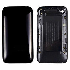 Black Rear Back Cover Battery Door Housing Case Replacement for iPhone 3G 3GS