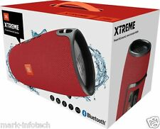 JBL Xtreme Bluetooth Wireless Portable Speaker -  Red + BILL