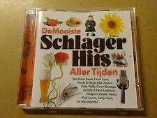 CD / DE MOOISTE SCHLAGERHITS ALLER TIJDEN