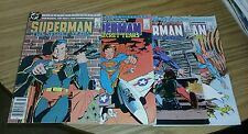 DC Superman: The Secret Years # 1-4 COMPLETE SET In fine Condition lot run movie