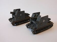 1:76 EXPERTLY BUILT & PAINTED GERMAN 15CM PANZER I Ausf B SIG33
