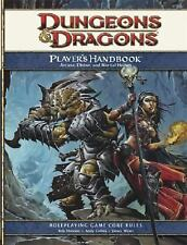 Dungeons & Dragons Player's Handbook: Roleplaying Game Core Rules, 4th Edition