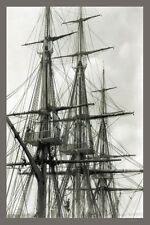 """Rigging of the USS Constitution Photo Poster 20"""" x 30"""""""
