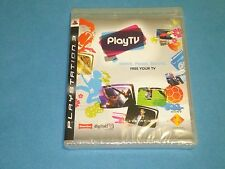 PLAY TV   Watch Pause and Record - for Sony PS3 *NEW*Sealed*Free UK P&P