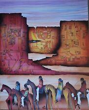 """Amado Pena Mini Prints """"LA CASA BLANCA"""" 1987 (7780) Signed pencil b4 print 8x10"""