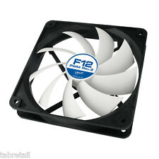 Arctic F12 PWM 120mm PC Case Fan - Rev 2 - Quiet/Silent, High performance