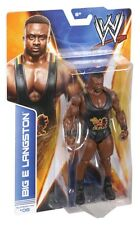 BIG E LANGSTON WWE MATTEL BASIC SERIES 36 ACTION FIGURE TOY 2013 and 6+
