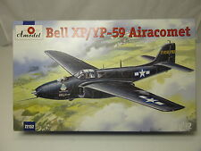 Amodell 72152 Bell XP/YP-59 AIRACOMET US 1:71 Modellbausatz Kit Model USAF