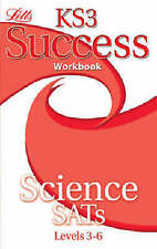 Science Levels 3-6: Workbook by Letts Educational (Paperback, 2007)