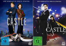 Castle - Die komplette 1. + 2. Staffel (Nathan Fillion)              | DVD | 255