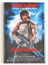 First Blood FRIDGE MAGNET (2.5 x 3.5 inches) movie poster stallone rambo