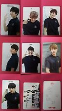 LOT of 8 BTS Official PHOTOCARD Full Set 1st Album O! R U L8 2? Bangtan Boys 방탄