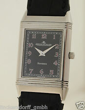 Jaeger LeCoultre REVERSO 120 St. 120 anni Wempe limitied Edition-ref 250.8.83