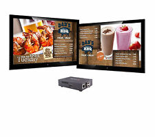 DigiMenuPro - HDMI Digital Signage Player, 8GB Memory, with SaviSign Software