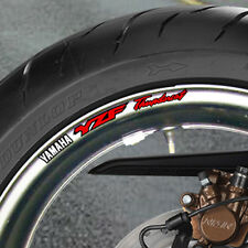 8 x YZF Thundercat Wheel Rim Stickers