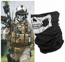 Full Function Skull Face Mask Bandana Motorcycle Ski Biker Scarf Snood Bike Pop