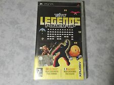 TAITO LEGENDS POWER-UP SPACE INVADERS NEW ZEALAND STORY QIX - SONY PSP ITALIANO