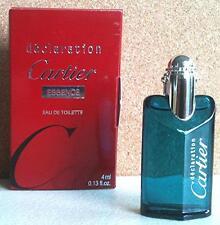 Miniature de parfum Déclaration Essence de Cartier (EDT) 4ml plein avec boite
