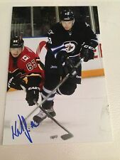 Jan Kostalek SIGNED 4x6 photo WINIPEG JETS #3