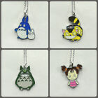 Kawaii my neighbour totoro studio ghibli 18 inch necklace chain, lobster clasp