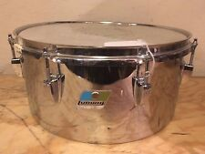 "Vintage 1970's Ludwig 14"" Steel Timbale"
