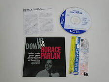 Horace Parlan/Up & Down (tocj - 9098) Giappone CD + OBI DIGIPACK