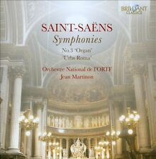 Camille Saint-Saëns Symphonies, New Music