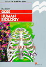 Work Out Human Biology GCSE (Macmillan Work Out),GOOD
