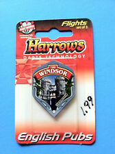 2 Packs (6) Harrows The Windsor Flights Standard