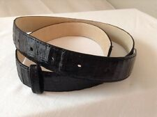 ALLIGATOR BLACK 41' BELT STRAP ONLY