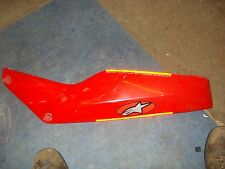 Ducati 600 SS 1994-98 rear LH seat fairing panel whole SX-48230102A No cracks