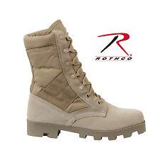 5057 Rothco G.I. Type Speedlace Desert Tan Jungle Boot