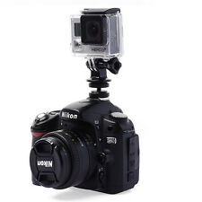 1/4-20 to Hot Shoe Adapter With GoPro Mount