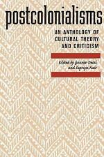 Postcolonialisms: An Anthology of Cultural Theory and Criticism, 1845203321, Exc