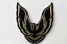 85-92 Firebird/Trans Am Rear Filler Panel Bird Emblem Gold New Reproduction