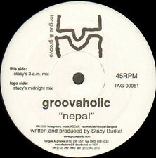 GROOVAHOLIC - Nepal - Tongue And Groove