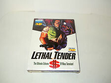 LETHAL TENDER new factory sealed pc big box game FPS