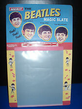 THE BEATLES MAGIC SLATE  GAME ENGLAND NOVELTY TOY  MERIT  Display