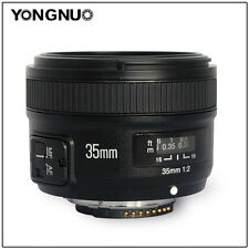 YONGNUO Wide-angle AF Focus lens YN35MM F2  For Nikon D7100 D7200 D7000 D80 D90