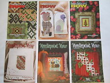Needlepoint Now Magazine Lot | 2009 • Volume XI • Issues No. 1, 2, 3, 4, 5 & 6