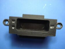 88 89 90 91 92 Mazda MX-6 Digital Clock OEM