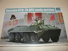 Trumpeter 1/35 Russian BTR-70 APC Early Version Kit# 1590 Sealed