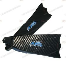 WaterWay 100% Carbon Power Fins for Freediving Spearfishing - ALL SIZES