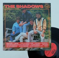 "Vinyle 33T  The Shadows  ""Mustang"""