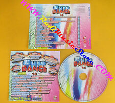 CD Compilation Euro Dance 18 Magika ITALY 2006 SINCLAR no mc lp mc dvd vhs(C41)