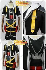 Kingdom Hearts 2.5 HD Remix Sora Cosplay Costume NEW version