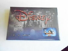 VINTAGE PROMO PINBACK BUTTON #93-135 - DISNEY - DISNEY CREDIT CARD '94